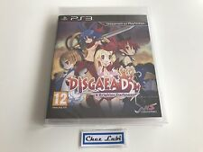 Disgaea D2 A Brighter Darkness - Sony PlayStation PS3 - FR - Neuf Sous Blister