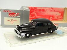 Vitesse 1/43 -  Chrysler Windsor Sedan 1947 Noire