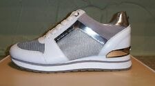 NEW MICHAEL Michael Kors Women's Billie Trainer Mini Mesh Sneakers Shoes Size 11