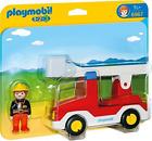 Playmobil 6967 Brandweerwagen met Ladder - NEW