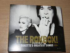 Roxette The Rox Box Australia A Collection of Their Greatest Songs 4 CD set