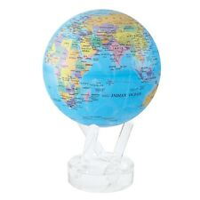 Political Map Blue MOVA Globe 4.5""