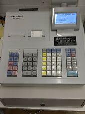SHARP XE A307 CASH REGISTER