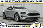 2018 Ford Mustang GT Premium 2018 Ford Mustang GT Premium 62208 Miles Ingot Silver 2D Coupe 5.0L V8 Ti-VCT 6-
