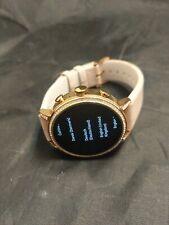 Fossil Gen 4 Smartwatch - Venture HR 40mm, Blush Leather