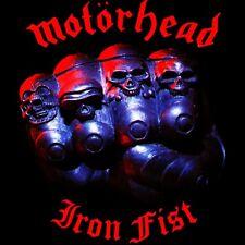 Motörhead - Iron Fist (CD Standard Jewel Case + 5 Bonus Track)