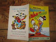 WALT DISNEY ALBI DELLA ROSA  N°240 GIUGNO 1959