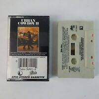 Urban Cowboy II Soundtrack Tape John Travolta Charlie Daniels Band