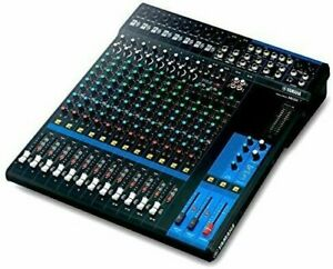 YAMAHA 16 channel mixing console MG 16 from japan