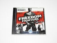 Freedom Fighters PC Game 2003 Complete