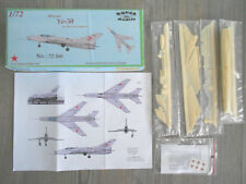 "MIG E-50 ""RUSSIAN EXPERIMENTAL JET/ROCKET ENGINES"" OMEGA MODELS RESIN 1/72"