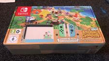 Nintendo Switch Console Animal Crossing: New Horizons Edition BRAND NEW