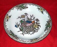 "Cheltenham Ltd China Dinnerware ""Fruit Basket"" - Soup / Cereal Bowl 7 1/2"" Dia."