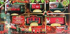 New EZTEC 37297 North Pole Express Christmas Train Set 33 Piece
