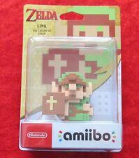 Link amiibo Figur, The Legend of Zelda Pixel Edition, Neu-OVP