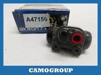 Cylinder Rear Brake Rear Wheel Cylinder Slim-Grip CITROEN C2 C3 90200