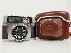 Vintage Braun Nurnberg Paxette Electromatic Camera with Katagon 40mm Lens & Case