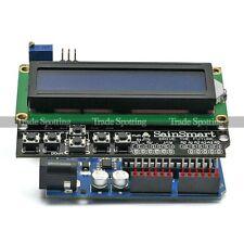 SainSmart UNO + 1602 LCD Keypad Shield Starter Kit For Arduino R3 ATmega328P-PU