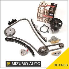 Timing Chain Kit Water Pump Fit 07-09 Nissan Sentra Altima 2.5L DOHC QR25DE