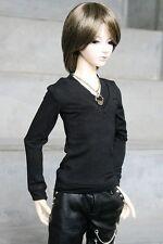 [wamami] 06# Black T-Shirt 1/4 MSD DZ AOD DOD LUTS BJD Dollfie