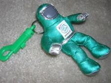 "INTEL ""BUNNY PEOPLE"" ""BUNNY MAN"" PII Cleansuit Beanbag 4.5"" Keychain GREEN"