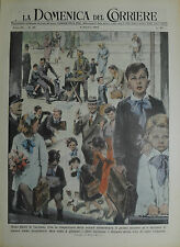 """"""" LA DOMENICA DEL CORRIERE N°40/04.OTT.1953 - ANNO 55 """""""