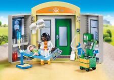 Playmobil #9110 Hospital Play Box - New factory Sealed