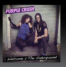 Purple Crush - Welcome 2 the Underground [New CD] Manufactured On Demand