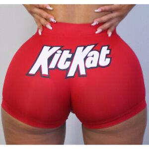 Sexy KitKat Women KitKat Short Workout Size S, M, L, XL / 1 Day Free Shipping