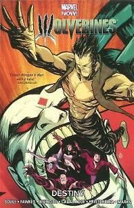 Wolverines Volume 4: Destiny, Charles Soule, Ario Anindito, Excellent Book