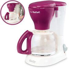 Smoby Mini Tefal Kaffeemaschine (Brombeere) für Kinderküche Spielzeug NEU