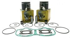 Ski-Doo GTX 550, 2005-2009, Pro-X Pistons/Gaskets/Bearings - Engine Rebuild Kit