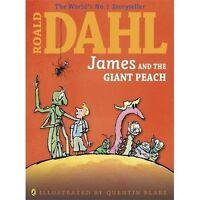 James and the Giant Peach (Colour Edition) (Dahl Colour Editions), Dahl, Roald,