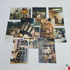 """Panopticon 1993 Doctor Who Convention 10 Photographs 6x4"""" [Set 2]"""