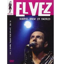 EL VEZ Gospel Show In Madrid DVD . elvettes elvis presley jam iggy pop t rex