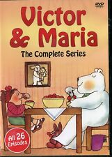 Victor and Maria The Complete Series 26 Episodes Una Stubbs