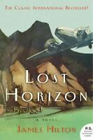 Lost Horizon: A Novel by Hilton, James