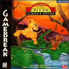 Disney's Active Play The Lion King 2 Simba's Pride PC 1998 only for Win95 CD