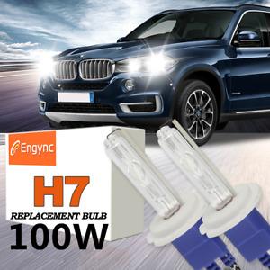 12V 100W H1 H3 H7 H11 9005 9006 Auto Xenon HID Scheinwerfer Birnen Lampe 6000K