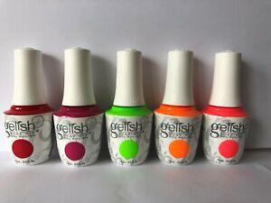 Harmony Gelish Soak Off Nail Polish 15ml - Choose Colour