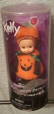 Halloween Party Chelsie Pumpkin Costume Kelly Club Barbie NRFB 2001 HTF Target