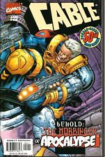 CABLE VOL.1 # 50 / ROBINSON/LADRONN / MARVEL COMICS / JANUARY 1998 / N/M
