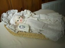 Vintage Gerber Baby Doll In Christening Gown