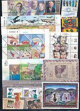 Israel 1998 Year Set Full Tabs + s/sheets VF MNH