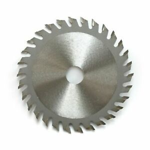 130mm x 20mm 30T TCT Circular Saw Blade Fine Cutting for Hard & Soft Wood