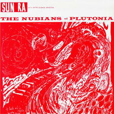 Sun Ra NUBIANS OF PLUTONIA (DOL898HG) 180g GATEFOLD New Sealed Vinyl Record LP