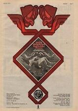 Stomu Yamashta UK Tour advert 1973