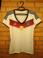 Germany women jersey large 2014 world cup shirt home AC1131 soccer Adidas