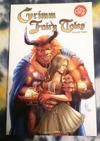 GRIMM FAITY TALES vol 3 / Zenescope Comics - Graphic Novel TPB - NEW