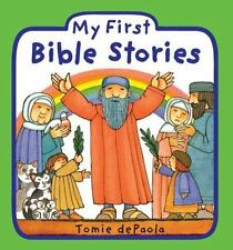 My First Bible Stories dePaola, Tomie Board book